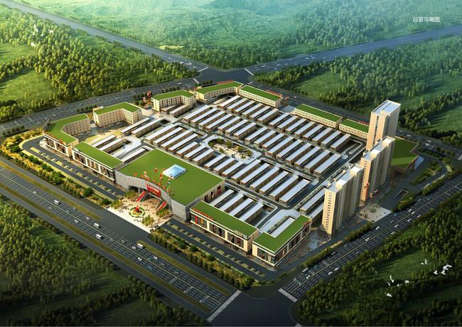 安徽省阜阳市太和浙商国际商贸城